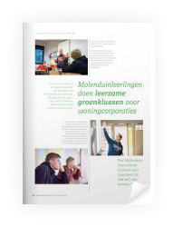 Molenduin groen: werken met hoofd, hart en handen